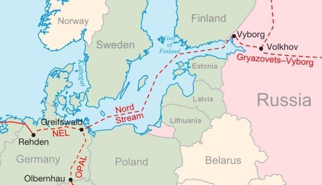 """本相了!乌克兰、俄罗斯天然气纷争不断,背面或是美国""""支持""""?"""